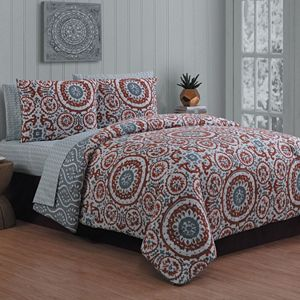 Leona 8-piece Bed In A Bag Set