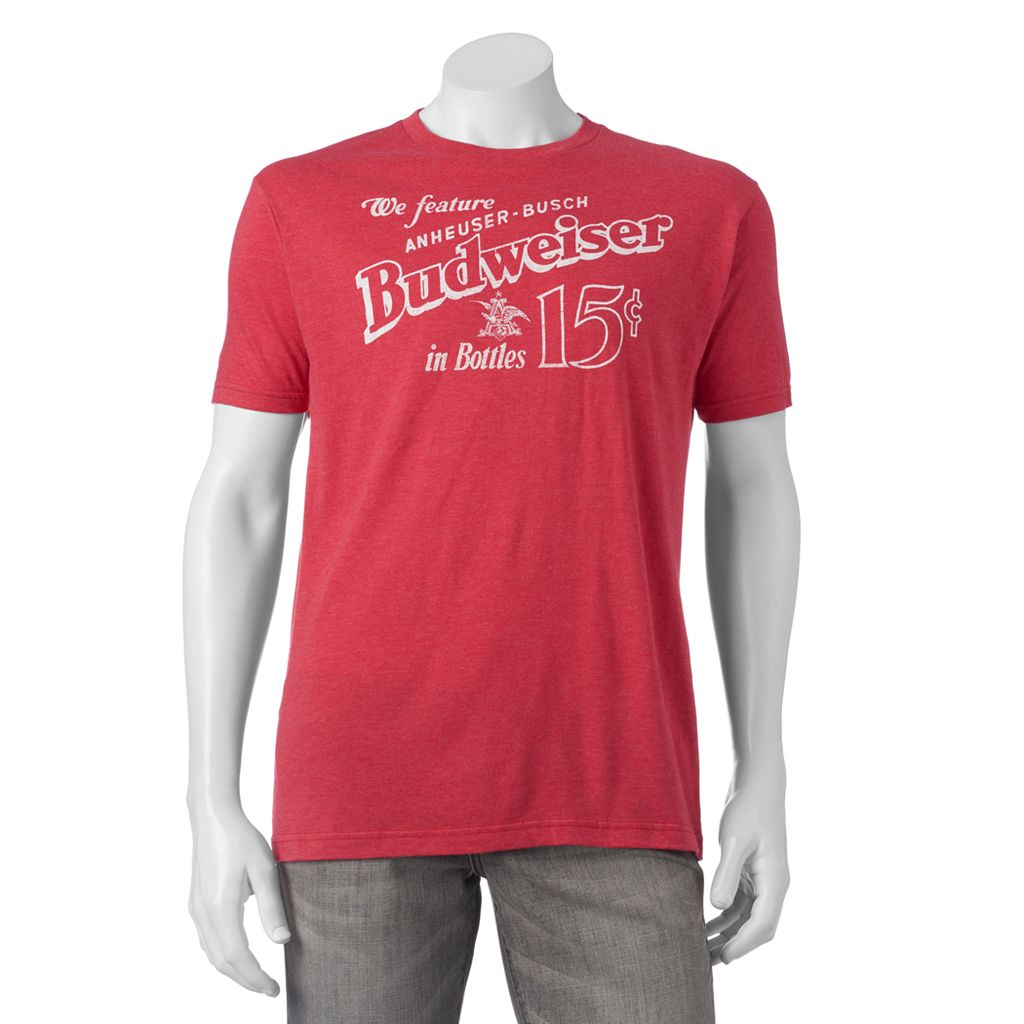 Men's SONOMA Goods for Life™ Budweiser Tee