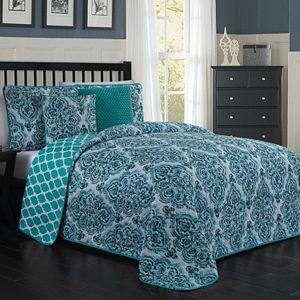 Teagan 5-piece Quilt Set