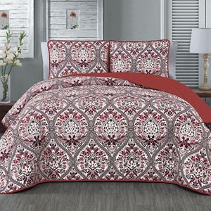 Daphne 3-piece Quilt Set