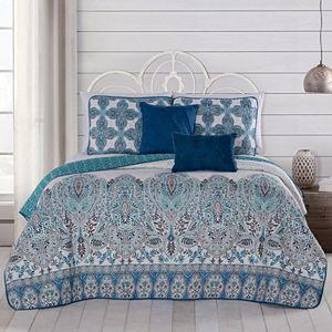 Imogen 5-piece Quilt Set