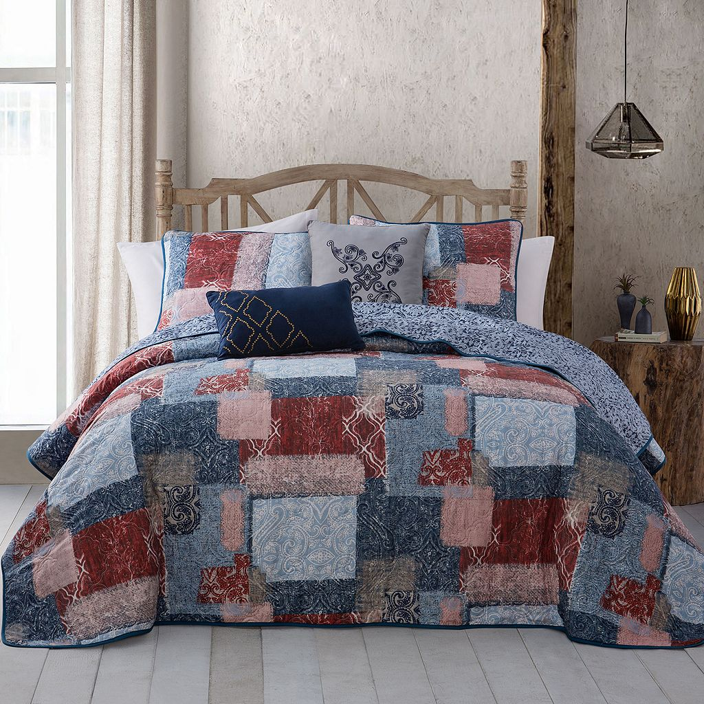 Avondale Manor Willa 5-piece Quilt Set