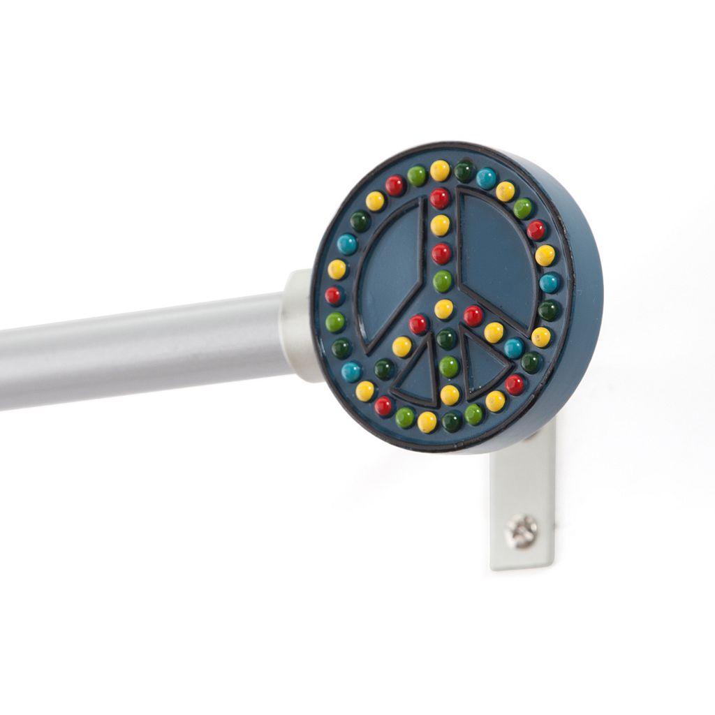 Kenney Peace Adjustable Curtain Rod