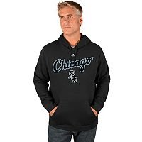 Big & Tall Majestic Chicago White Sox Wordmark Hoodie