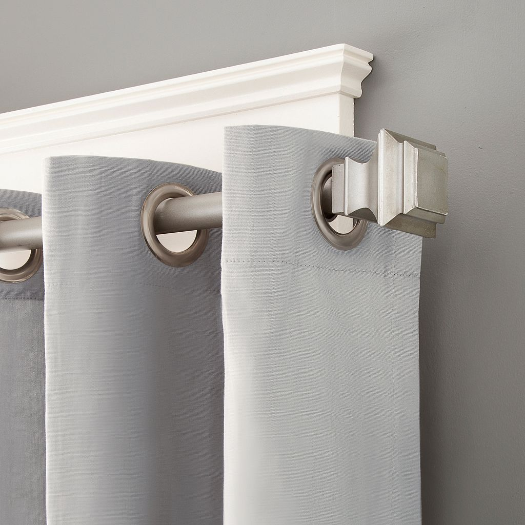 Kenney Lincoln Adjustable Curtain Rod