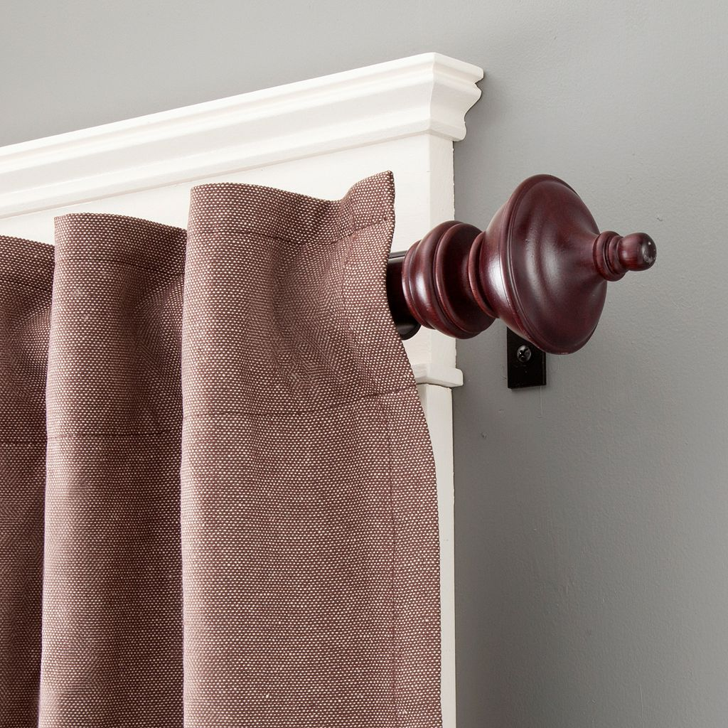 Kenney Fusion Rutherford Adjustable Curtain Rod