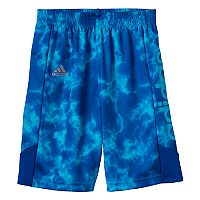 Boys 4-7x adidas Climacool Lightening Print Athletic Shorts