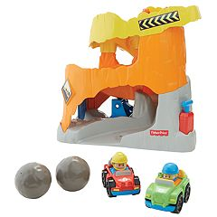 Fisher-Price Little People Wheelies Off Road ATV Adventure