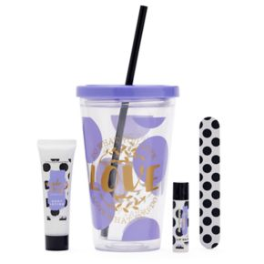"Simple Pleasures ""Do What You Love, Love What You Do"" Cup Gift Set"