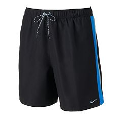Men's Nike Core Velocity Brushed Microfiber Performance Swim Trunks by
