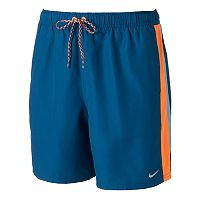 Men's Nike Core Velocity Brushed Microfiber Performance Swim Trunks