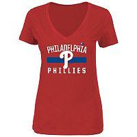 Plus Size Philadelphia Phillies Team Tee