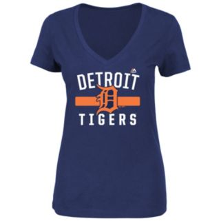 Plus Size Detroit Tigers Team Tee