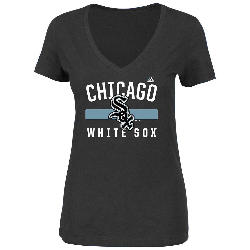 Plus Size Chicago White Sox Team Tee