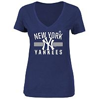 Plus Size New York Yankees Team Tee