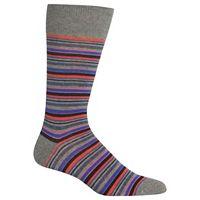 Men's Chaps Striped Crew Socks