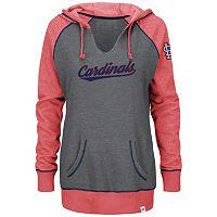 Plus Size Majestic St. Louis Cardinals Sport Hoodie