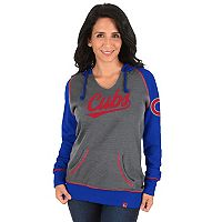 Plus Size Majestic Chicago Cubs Sport Hoodie
