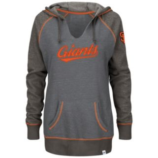 Plus Size Majestic San Francisco Giants Sport Hoodie