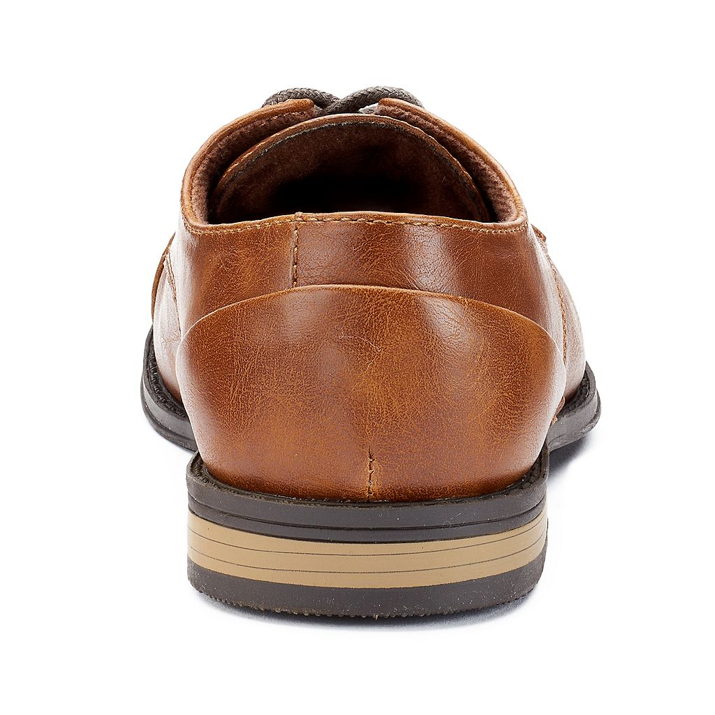 SONOMA Goods for Life™ Boys' Cap-Toe Dress Shoes