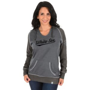 Plus Size Majestic Chicago White Sox Sport Hoodie