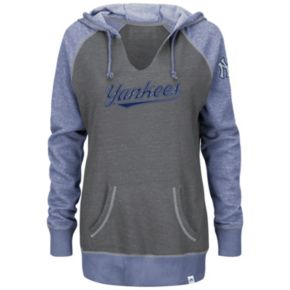 Plus Size Majestic New York Yankees Sport Hoodie