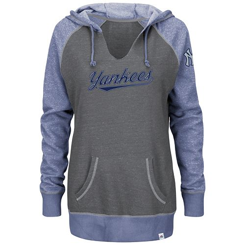 Plus Size Majestic New York Yankees Sport Hoodie