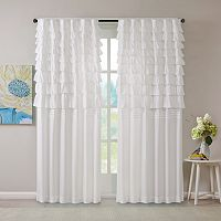 Intelligent Design Demi Ruched Curtain