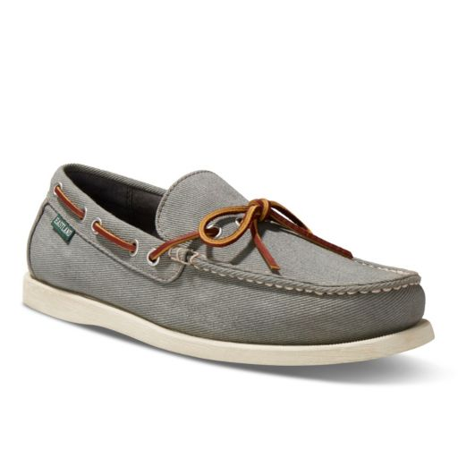Eastland Yarmouth Canvas Camp Men's Moccasins