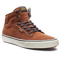Vans Winston Hi MTE Men's Water-Resistant Skate Shoes