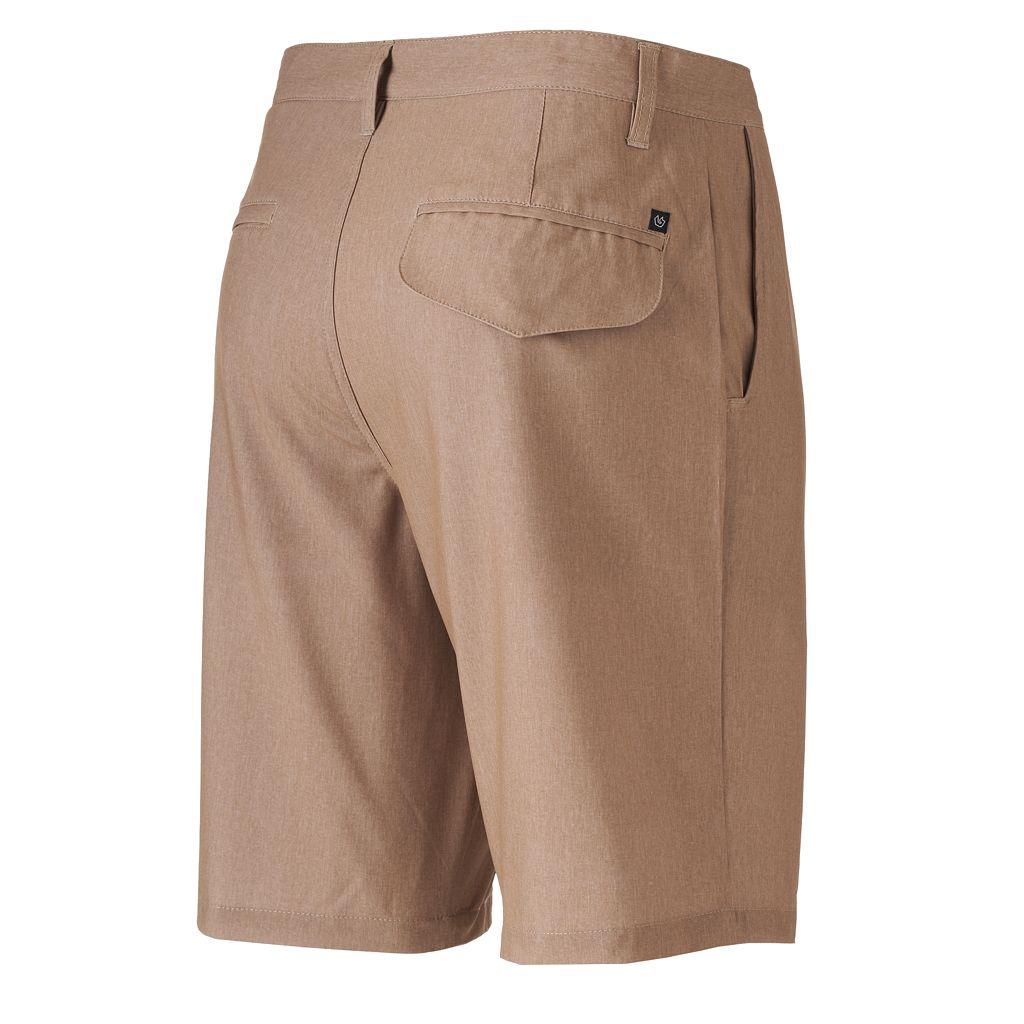 Men's Burnside Dual Function Stretch Shorts