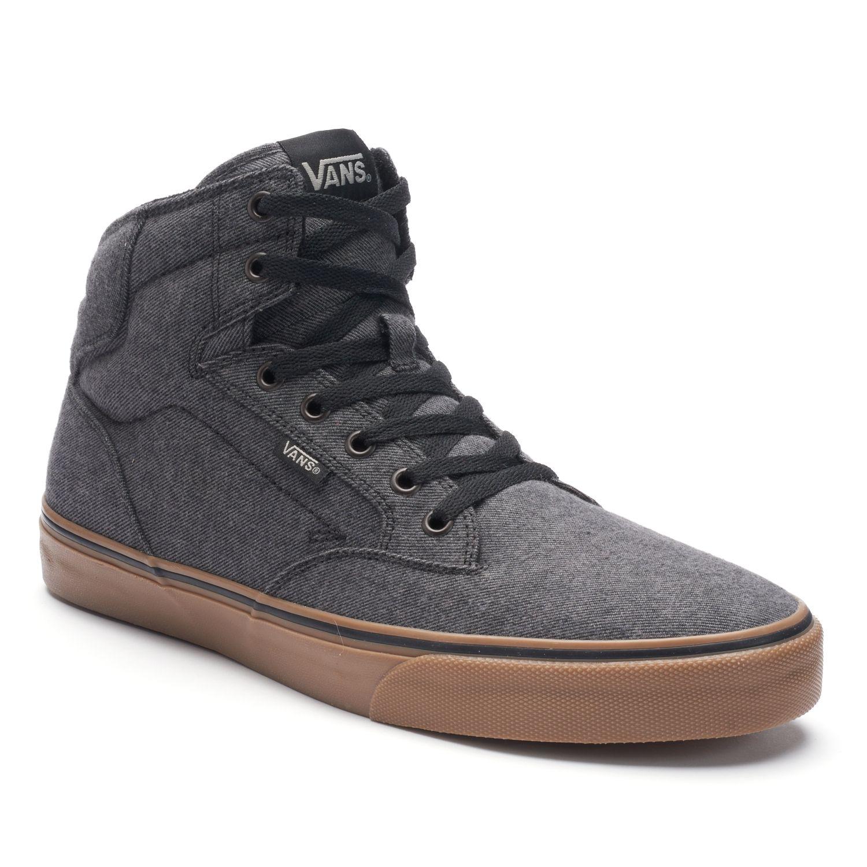 vans winston mens skate shoes
