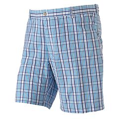 Big & Tall IZOD Portsmouth Classic-Fit Plaid Shorts