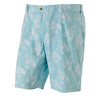 Big & Tall IZOD Seaport Classic-Fit Lobster Shorts