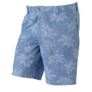 Big & Tall IZOD Seaport Classic-Fit Lobster Shorts