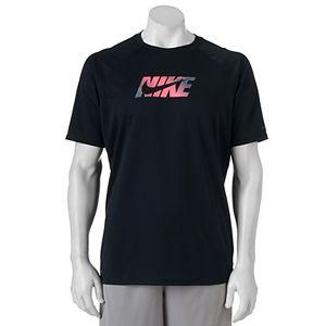 Men's Nike Beam Dri-FIT Hydro Swim Tee