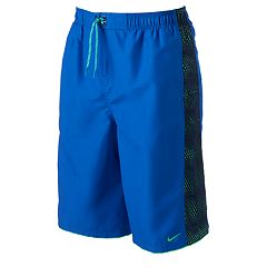 Big & Tall Nike Core Emboss Volley Shorts