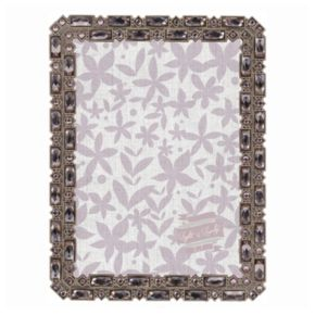 """Belle Maison Luxe Jeweled 5"""" x 7"""" Frame"""