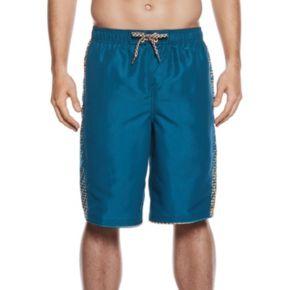 Men's Nike Grate Splice Water Shedding Swim Trunks