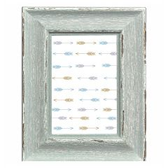 Belle Maison Luxe 5' x 7' Distressed Frame