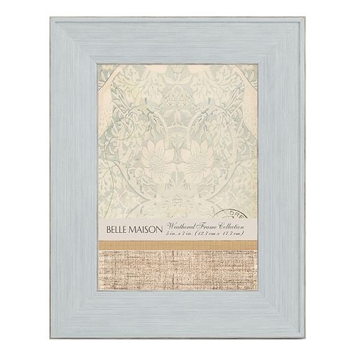 Belle Maison Luxe Distressed Mint 5