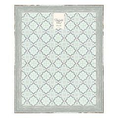 Belle Maison Luxe Distressed Gray 8' x 10' Frame