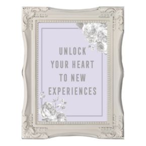 "Belle Maison Luxe Shabby Distressed 8"" x 10"" Frame"