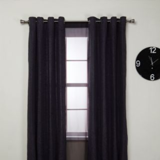 Umbra Bellair Adjustable Double Curtain Rod