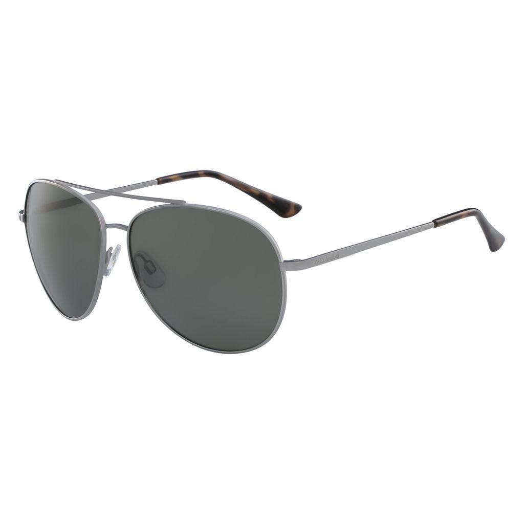 Men's Columbia Canyon's Bend Polarized Aviator Sunglasses
