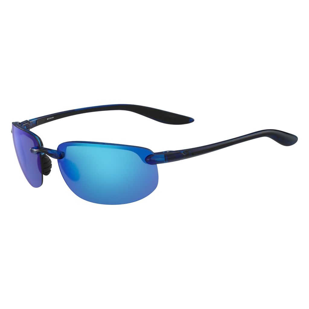 Men's Columbia Unparalleled Semirimless Rectangular Sunglasses