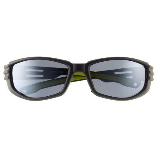 Men's Body Glove Polarized Wrap Sunglasses