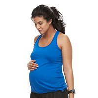 Maternity a:glow Mesh Workout Tank