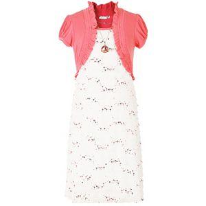 Girls 7-16 & Plus Size Speechless Sequin Dress & Bolero Set with Necklace