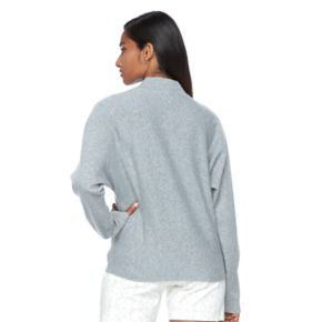 Women's Apt. 9® Mockneck Cashmere Sweater